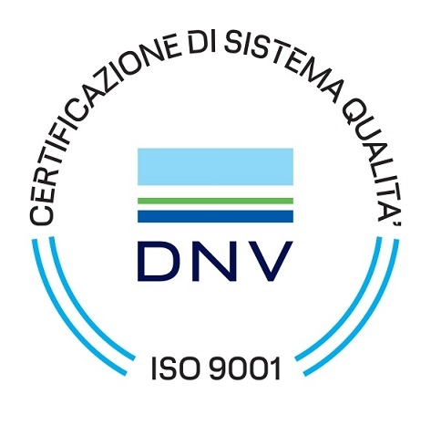 Marchio ente certificatore DNV