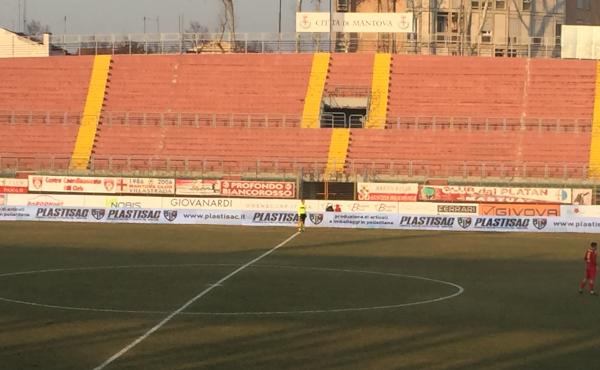 Plastisac sponsorizza il Mantova Calcio