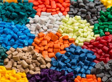 Colorazione polietilene