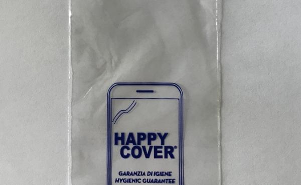 Cover telefono monouso