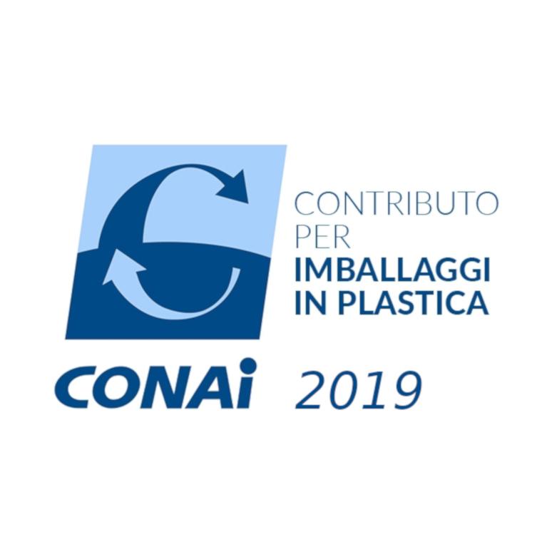Nuova fascia contributiva per Conai 2019