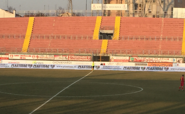 Plastisac becomes sponsor of the S.S.D. Mantova Calcio