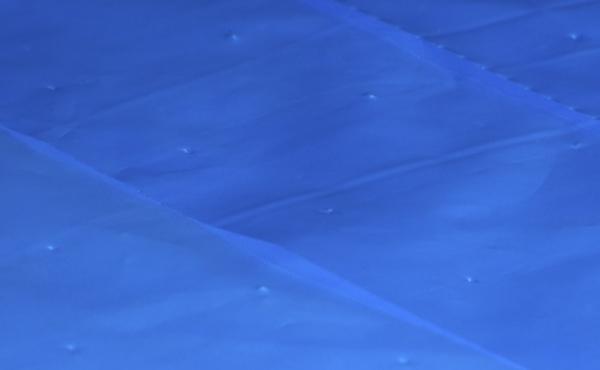 Film di polietilene sottoposto a microforatura