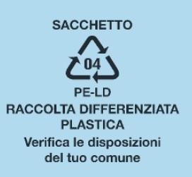 Etichetta ambientale per Imballo con destinazione B2C