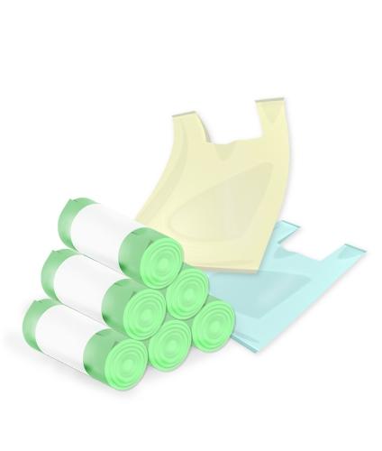 sacchetti compostabili