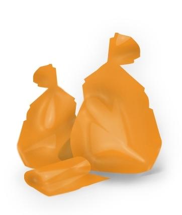 Sacchi per smaltimento rifiuti