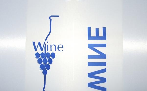 Wine-bag in polietilene (colore Trasparente)